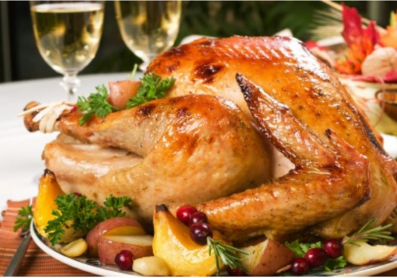 25.11.2020: Thanksgiving Lunch